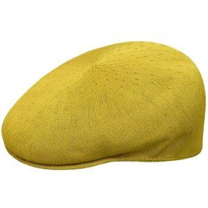 Kangol 504 Tropic Ventair Mens Hat Ivy Flat Cap